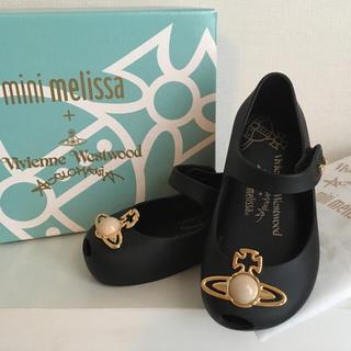 ヴィヴィアンウエストウッド(Vivienne Westwood)のミニメリッサ×ヴィヴィアン ウエストウッド サンダル 12.5cm(サンダル)