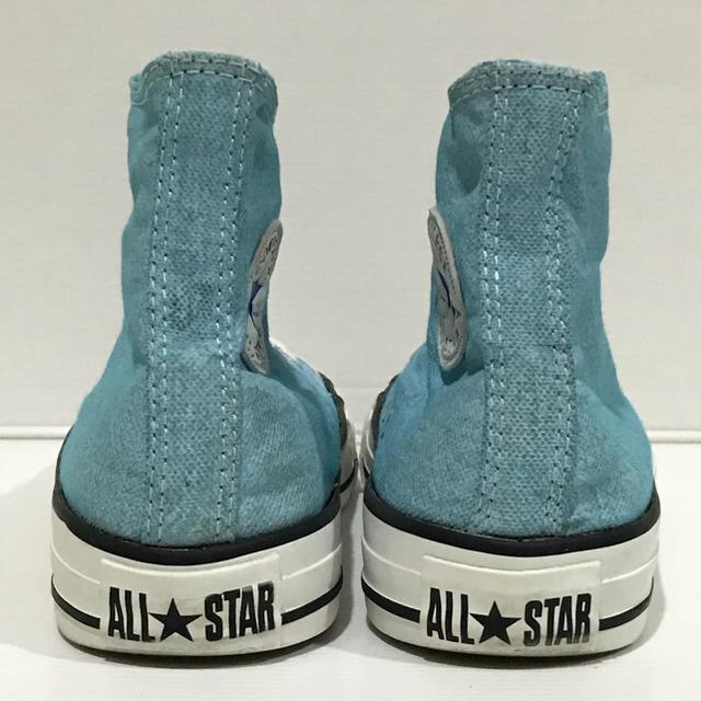 CONVERSE(コンバース)のP47 ★コンバース136580C NeonBlueブルー青★ 23cm レディースの靴/シューズ(スニーカー)の商品写真