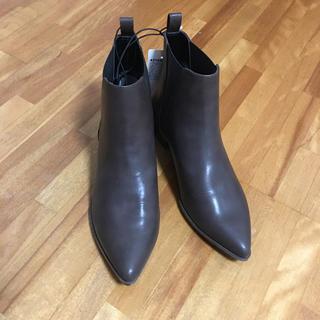ジーユー(GU)のGU  ショートブーツ(ブーツ)