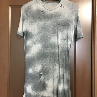 セクスプリメ(S'exprimer)のS'exprimer ダメージ加工カットソー セクスプリメ(Tシャツ/カットソー(半袖/袖なし))
