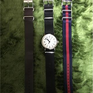 タイメックス(TIMEX)のおのの様専用 TIMEX タイメックス ウィークエンダー t2n893 38mm(腕時計(アナログ))
