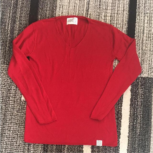AZUL by moussy(アズールバイマウジー)のアズールバイマウジー メンズ ニット メンズのトップス(ニット/セーター)の商品写真