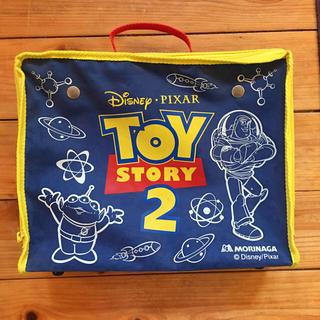 トイストーリー(トイ・ストーリー)のTOY STORY 2 トイストーリー トランク 型 バッグ(キャラクターグッズ)