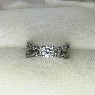 PT900 ダイヤモンドリング(リング(指輪))