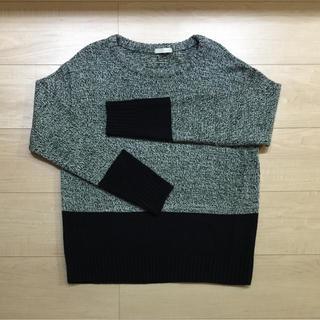 ジーユー(GU)のGU ニット レディース M(ニット/セーター)