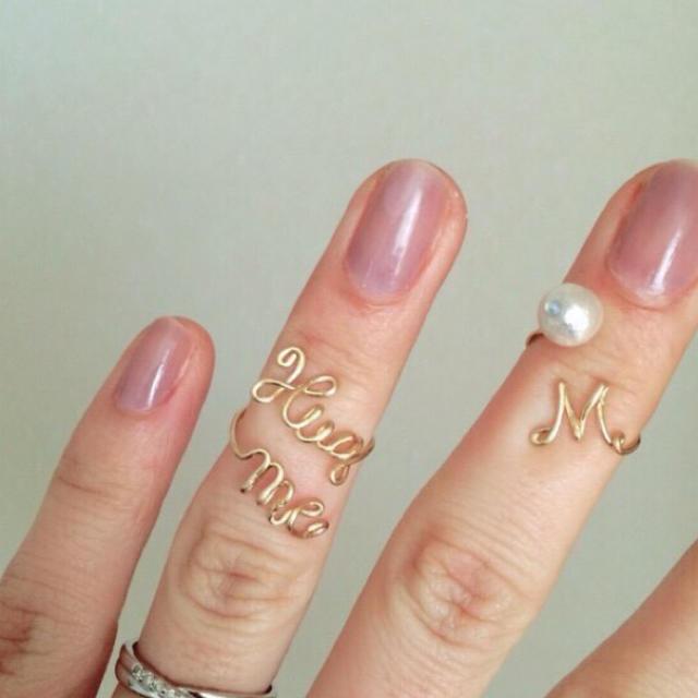 Kさま専用 レディースのアクセサリー(リング(指輪))の商品写真