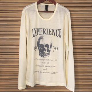 キルデリク(CHIL DERIC)のCHIL DERIC キルデリク ロンT(Tシャツ/カットソー(七分/長袖))