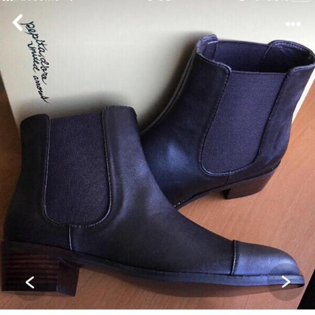 Odette e Odile(オデットエオディール)のサイドゴアブーツ Odette e Odile レディースの靴/シューズ(ブーツ)の商品写真