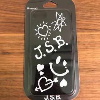 サンダイメジェイソウルブラザーズ(三代目 J Soul Brothers)の新品!JSB  i Phone7ケース(iPhoneケース)