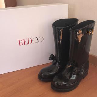 レッドヴァレンティノ(RED VALENTINO)の購入者さま決定済 RED VALENTINO レインブーツ (レインブーツ/長靴)