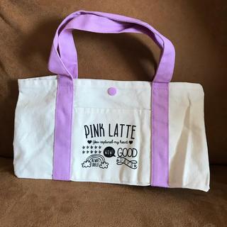 ピンクラテ(PINK-latte)のピンクラテ ミニトートバッグ(トートバッグ)