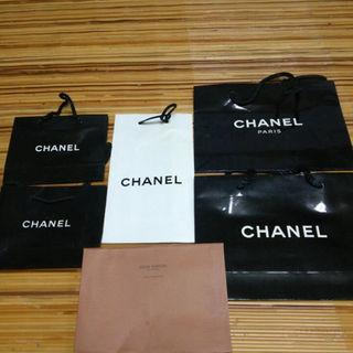 シャネル(CHANEL)のCHANEL SHOP袋各種 &ヴィトン   計6点(その他)