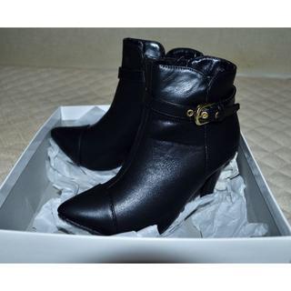Fleecy jam ブーツ  FJ-002 Lサイズ(24~24.5cm)(ブーツ)