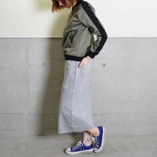ルカ(LUCA)のLUCA Munich スウェットスカート(ひざ丈スカート)