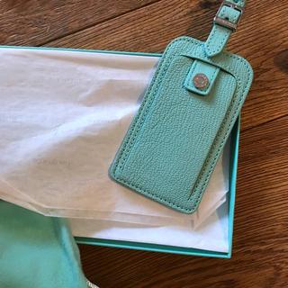 ティファニー(Tiffany & Co.)のティファニーネームタグ(旅行用品)