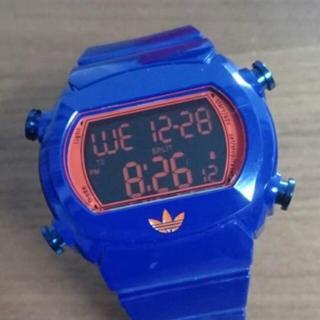 アディダス(adidas)のウォッチ(腕時計(デジタル))