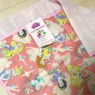 ディズニー(Disney)の新品☆キルトケット プリンセス パイルケット (タオルケット)