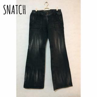 スナッチ(Snatch)のSNATCH/デザインジーンズ〈値下げ中〉(デニム/ジーンズ)