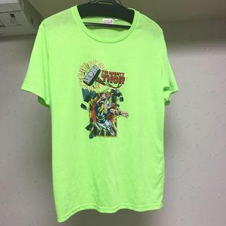 ジーユー(GU)のTシャツ メンズ 蛍光色 値下げ可能(その他)