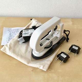 ムジルシリョウヒン(MUJI (無印良品))の無印良品 トラベル用アイロン TPA-MJ211(アイロン)