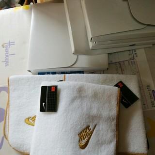 ナイキ(NIKE)のナイキハンカチ3枚セット(ハンカチ/ポケットチーフ)