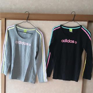 アディダス(adidas)のアディダス シャツ(Tシャツ(長袖/七分))