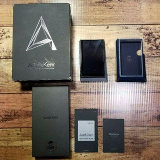 アイリバー(iriver)の【美品・送料込み】iriver  Astell&Kern AK300 64GB(ポータブルプレーヤー)