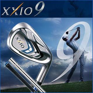 ダンロップ(DUNLOP)のゼクシオ XXIO ゴルフクラブ ゼクシオ ナイン アイアン 5本セット(その他)