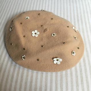マーキュリーデュオ(MERCURYDUO)のベレー帽(ハンチング/ベレー帽)