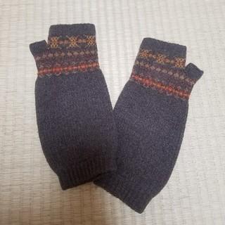 ジャーナルスタンダード(JOURNAL STANDARD)のアームカバー☆美品(手袋)