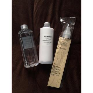 ムジルシリョウヒン(MUJI (無印良品))の無印用品 スキンケア(化粧水 / ローション)