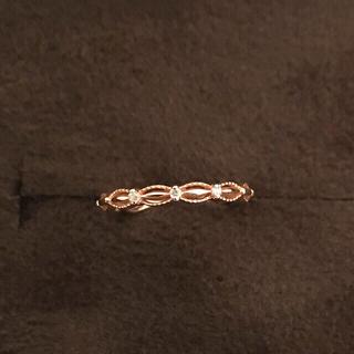 アガット(agete)のたんぽぽ様 専用(リング(指輪))