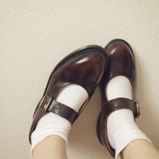 ドクターマーチン(Dr.Martens)のマーチン♡corin mary jane(ローファー/革靴)