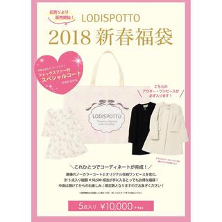 ロディスポット(LODISPOTTO)のロディスポット『LODISPOTTO』2018年福袋(セット/コーデ)
