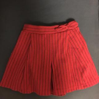 ジーユー(GU)のキュロットスカート 美品(スカート)