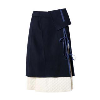 ルシェルブルー(LE CIEL BLEU)のnaaaamiiii様専用(ひざ丈スカート)
