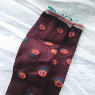 ミナペルホネン(mina perhonen)のmina perhonen 靴下(ソックス)