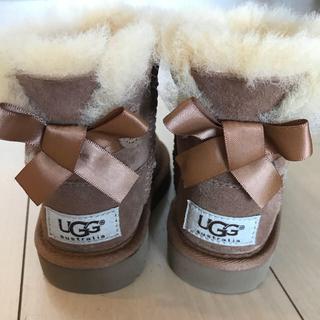 アグ(UGG)の新品未使用 UGG ムートンブーツキッズサイズ13.5cm(ブーツ)