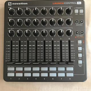 launch control(MIDIコントローラー)