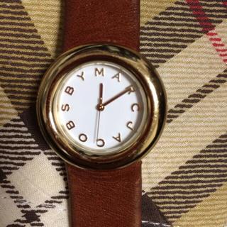 マークバイマークジェイコブス(MARC BY MARC JACOBS)のマークジェイコブス腕時計(腕時計)