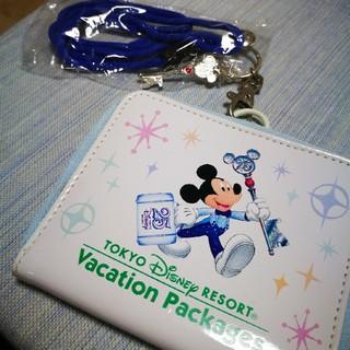 ディズニー(Disney)のディズニー 25周年バケーションパッケージパスケース(キャラクターグッズ)
