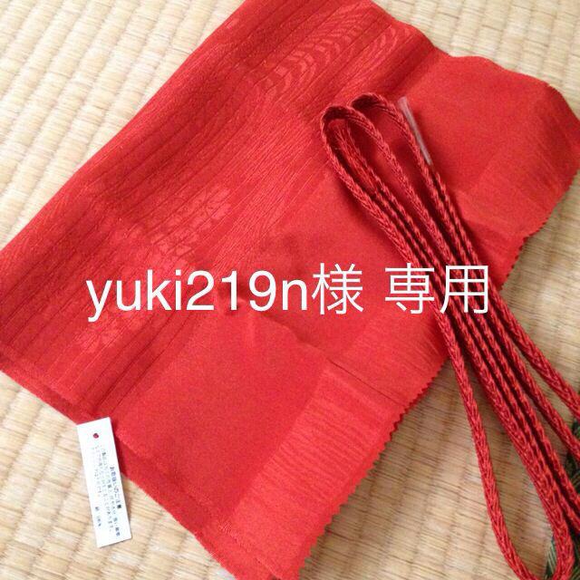 yuki219n様 専用ページ レディースの水着/浴衣(和装小物)の商品写真