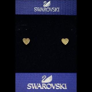 スワロフスキー(SWAROVSKI)のSWAROVSKI スワロフスキー ピアス クリスタルジュエリー(ピアス)