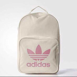 アディダス(adidas)の新品‼︎ アディダスオリジナルス リュック バックパック ホワイト×ピンク(リュック/バックパック)