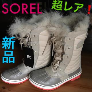 ソレル(SOREL)の【未使用品】 Sorel ソレル スノー ブーツ シューズ  靴 防水(ブーツ)