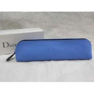 ディオール(Dior)のDior非売品ペンケース♡ブルー(ペンケース/筆箱)