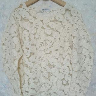 ツモリチサト(TSUMORI CHISATO)の美品♥ツモリチサト 渦巻きニット(ニット/セーター)