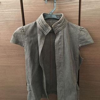 ミッシェルクラン(MICHEL KLEIN)のジーンズジャケット(Gジャン/デニムジャケット)