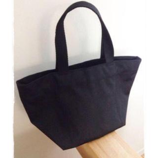ムジルシリョウヒン(MUJI (無印良品))の無印良品 トートバッグ黒(トートバッグ)