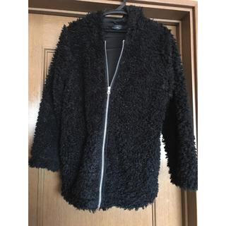 シマムラ(しまむら)のボアジャケット(毛皮/ファーコート)